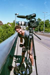 Kai Kamera Brücke