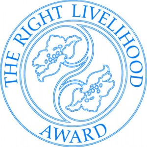 Logo Right Livelihood Award